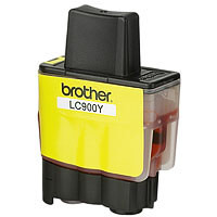 CARTUCHO DE TINTA AMARILLO BROTHER LC-900Y