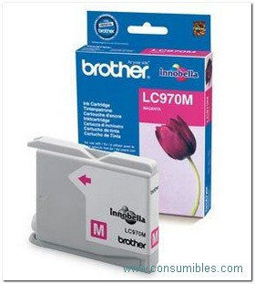 CARTUCHO DE TINTA MAGENTA BROTHER