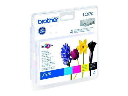 Comprar cartucho de tinta LC970VALBP de Brother online.