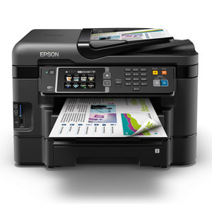 EPSON IMPRESORA MULTIFUNCIÓN INYECCION WORKFORCE WF-3640DTWF COLOR 42PPM 4800X2400DPI A4 C11CD16302