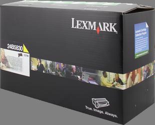 Comprar cartucho de toner 24B5830 de Lexmark online.