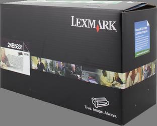 Comprar cartucho de toner 24B5831 de Lexmark online.