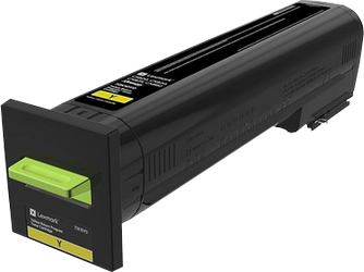 LEXMARK TONER AMARILLO CS820/C82X/CX860 RETURN 8.000 PAGINAS