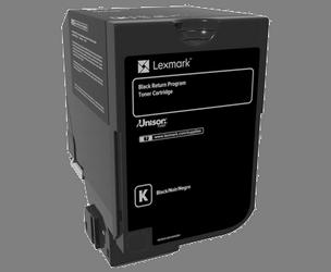 Comprar cartucho de toner 74C20K0 de Lexmark online.