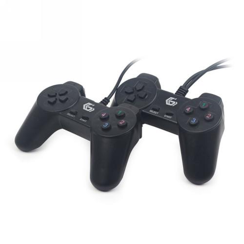 Mandos, Volantes y Joysticks MANDO GEMBIRD DOBLE USB GAMEPAD