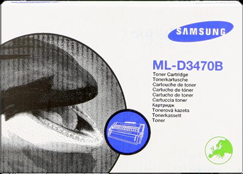 Comprar cartucho de toner alta capacidad ML-D3470B de Samsung online.
