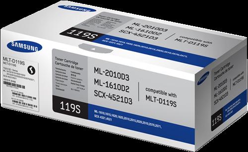 Comprar cartucho de toner ZMLT-D119S de Compatible online.