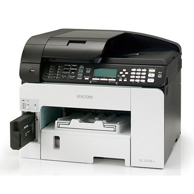 EQUIPO RICOH SG3120B SFNW MFP GELJET COLOR