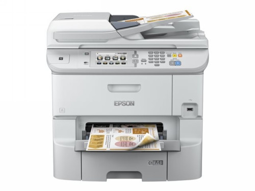 IMPRESORA MULTIFUNCIÓN EPSON WORKFORCE PRO WF-6590DWF
