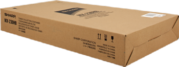 Comprar bote de residuos MX-230HB de Sharp online.