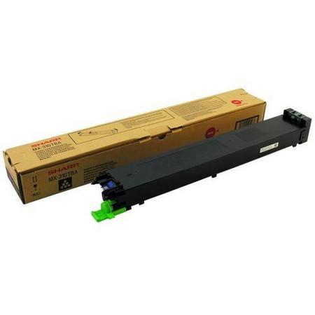 Comprar cartucho de toner MX-31GTBA de Sharp online.