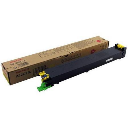 Comprar cartucho de toner MX-31GTYA de Sharp online.