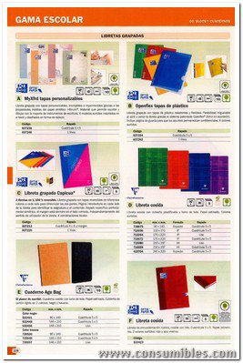 CLAIREFONTAINE CUADERNO AGE BAG 96H A5 CUADRICULA 5X5 NEGRO 795421C