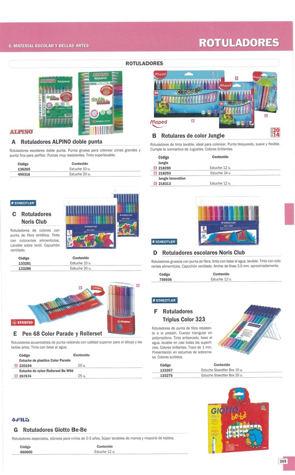 MAPED ESTUCHES ROTULADORES JUNGLE 12 UD COLORES SURTIDOS BRILLANTE 845420
