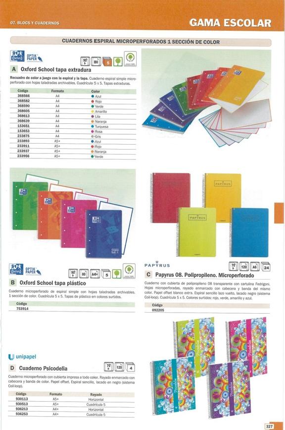 Comprar  936253 de Unipapel online.