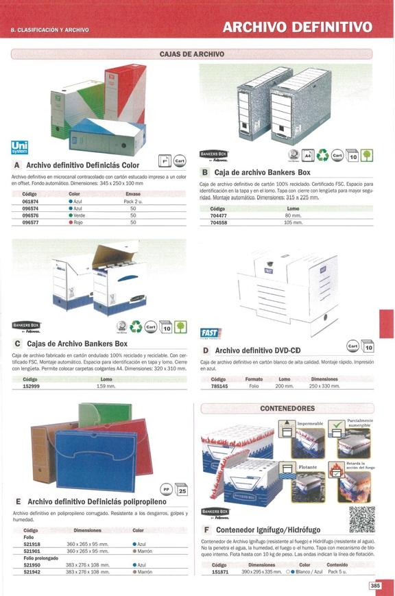 ENVASE DE 25 UNIDADESGRAFOPLAS ARCHIVO DEFINICLÁS DEFINITIVO 360X265X95MM AZUL RESISTENTE 70907830