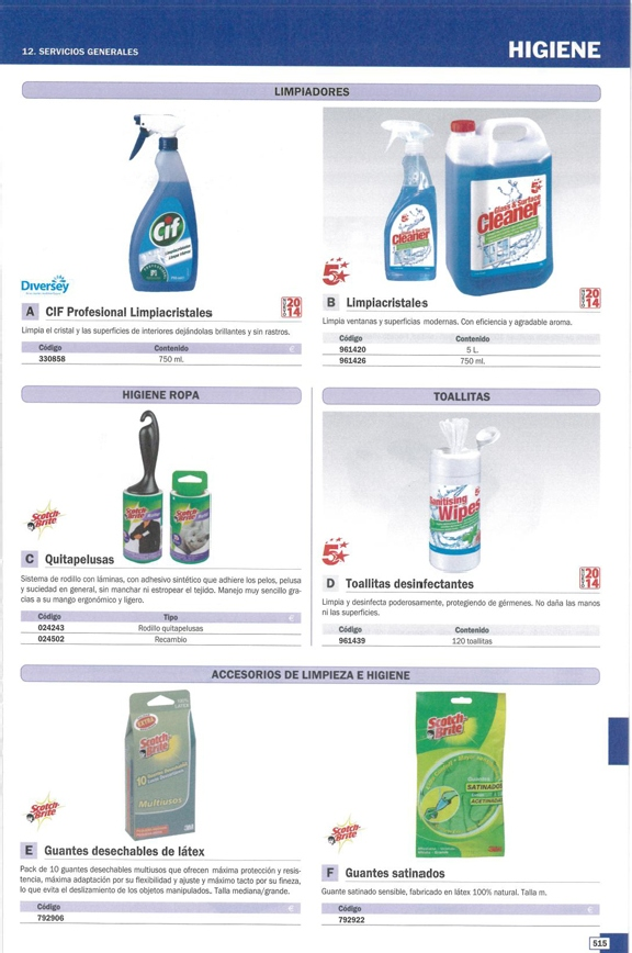 DIVERSEY LIMPIACRISTALES CIF PROFESIONAL 750ML 750 ML SPRAY 751790