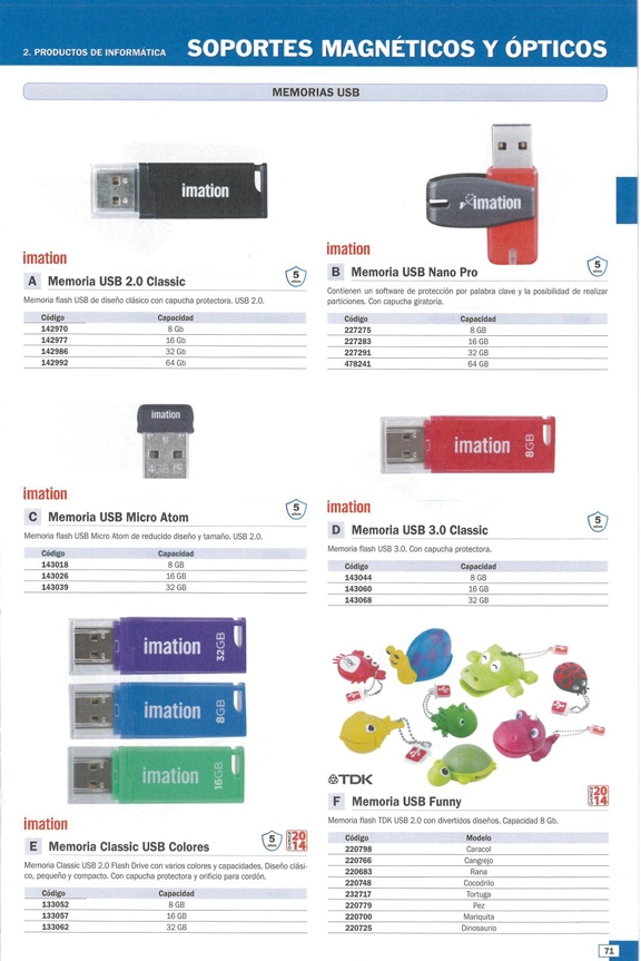 Comprar 8 GB 220700 de Tdk online.