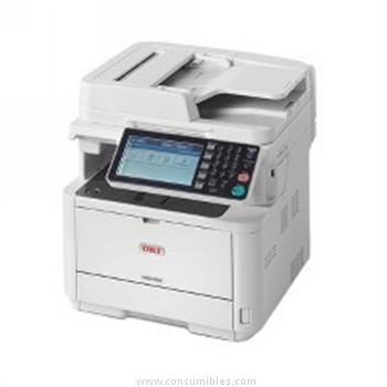 Impresoras láser o led IMPRESORA MULTIFUNCIÓN OKI LASER LED MONOCROMO MB562DNW