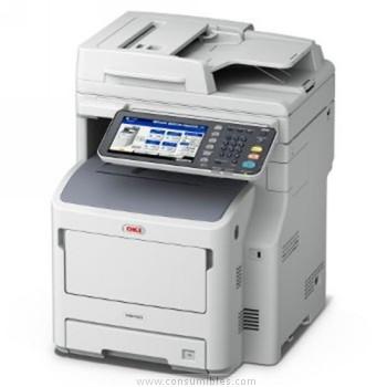 Impresoras láser o led IMPRESORA MULTIFUNCIÓN OKI LASER LED MONOCROMO MB770DFNFAX