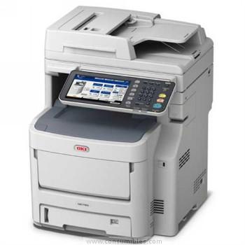 Impresoras láser o led IMPRESORA MULTIFUNCIÓN OKI LASER LED COLO MC760DNFAX