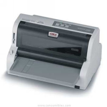 Impresoras matriciales blanco y negro IMPRESORA OKI MATRICIAL ML-5100FBECO