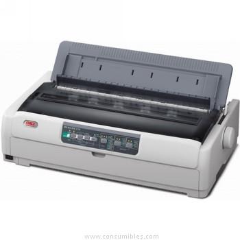 Comprar Impresoras - Dot Matrix 44210205 de Oki online.