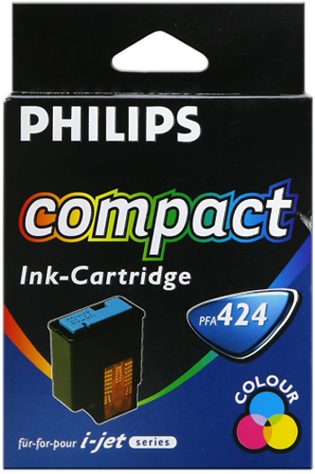 Comprar cartucho de tinta PFA-424 de Philips online.