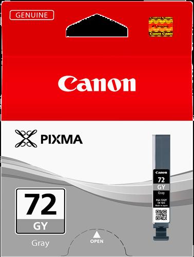 CANON CARTUCHO DE TINTA GRIS PGI-72GY 6409B001 14ML