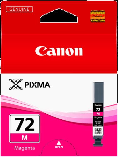 CARTUCHO DE TINTA MAGENTA 14 ML CANON PGI-72