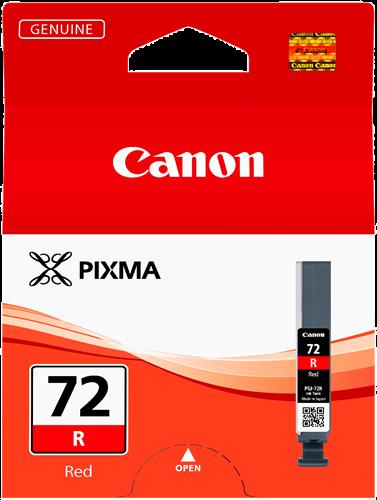CARTUCHO DE TINTA ROJO 14 ML CANON 6410B001