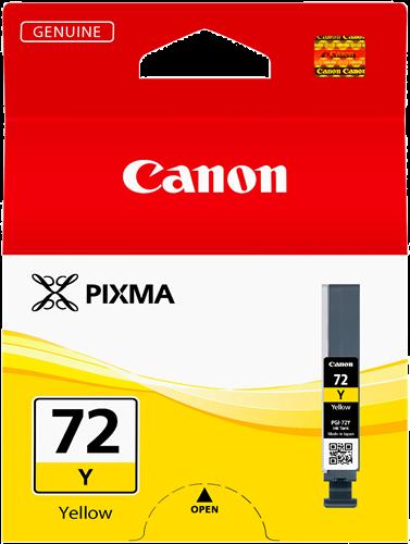 CARTUCHO DE TINTA AMARILLO 14 ML CANON 6406B001