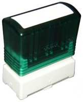 SELLO VERDE 14X38 MM PACK 6 BROTHER PR-1438G
