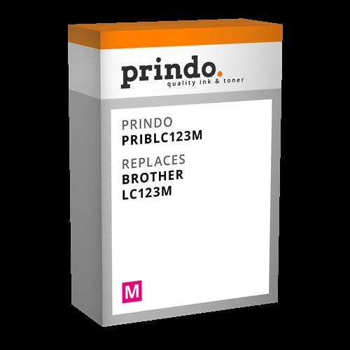 Comprar Cartucho de tinta PRIBLC123M de Prindo online.