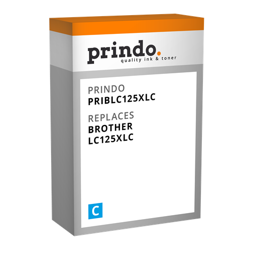 Comprar Cartucho de tinta PRIBLC125XLC de Prindo online.