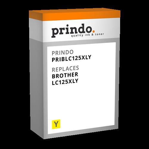 Comprar Cartucho de tinta PRIBLC125XLY de Prindo online.
