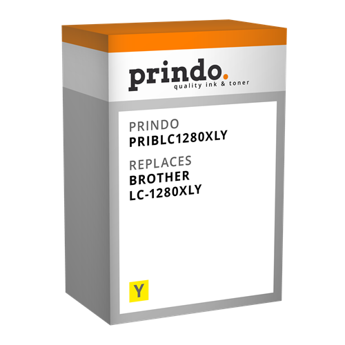 Comprar Cartucho de tinta PRIBLC1280XLY de Prindo online.