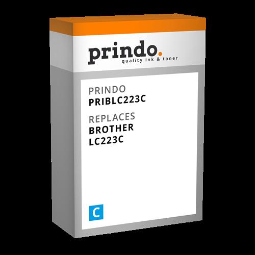 Comprar Cartucho de tinta PRIBLC223C de Prindo online.