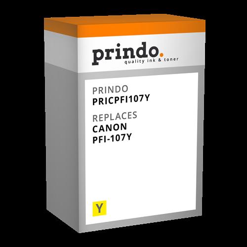 Comprar Cartucho de tinta PRICPFI107Y de Prindo online.