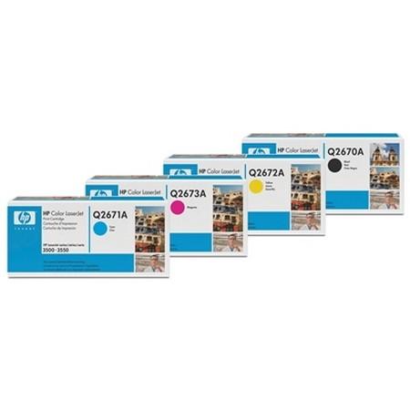 Comprar cartucho de toner Q2672A de HP online.