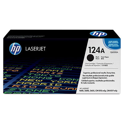 Comprar cartucho de toner Q6000A de HP online.