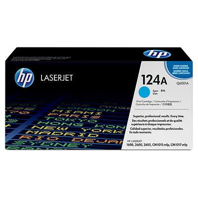 Comprar cartucho de toner Q6001A de HP online.
