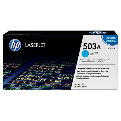 Comprar cartucho de toner Q7581A de HP online.