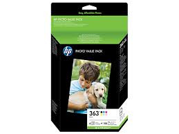 Comprar Photo pack Q7966EE de HP online.