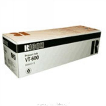 TINTA NEGRO 5X600 ML RICOH