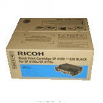 CARTUCHO DE TÓNER NEGRO RICOH 403180 - TYP 220 407002 - 403057