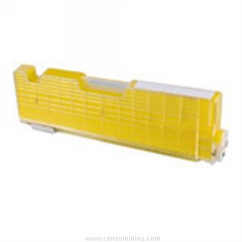 Cartucho de tóner Type-125 Amarillo Ricoh