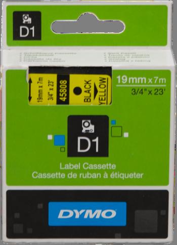 Comprar Cinta rotuladora D1 19 mm S0720880 de Dymo online.