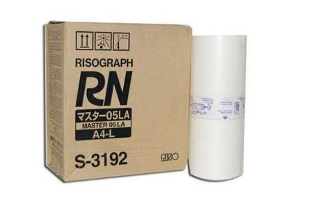 Comprar pack 2 masters multicopista S3192 de Riso online.