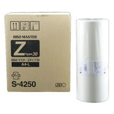 Comprar pack 2 masters multicopista S4250 de Riso online.